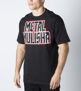 koszulka METAL MULISHA - CHALLENGER czarna