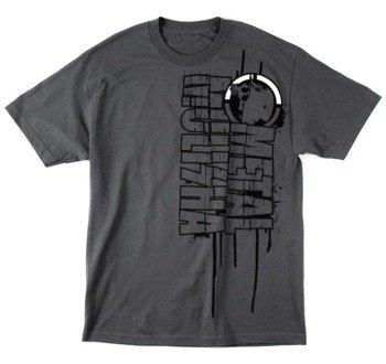 koszulka METAL MULISHA - LARGE szara
