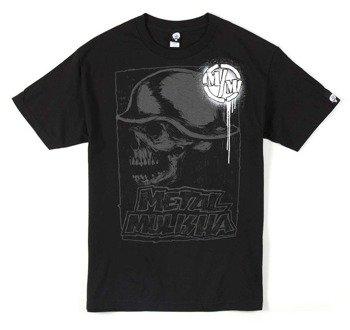 koszulka METAL MULISHA - RISE UP czarna