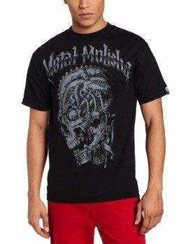 koszulka METAL MULISHA - SCRAPPED czarna