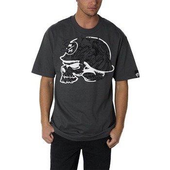 koszulka METAL MULISHA - SNAKE PIT szara