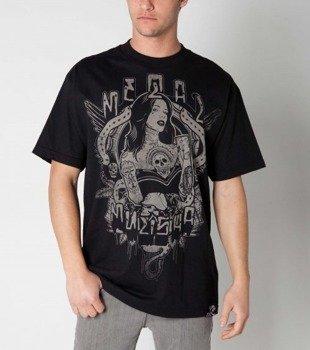 koszulka METAL MULISHA - STRAPPED UP czarna