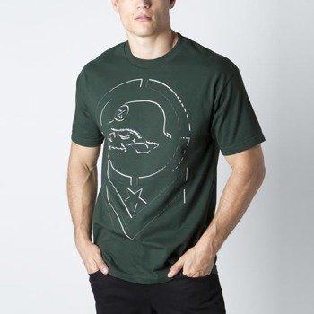 koszulka METAL MULISHA - UNDERTONE zielona