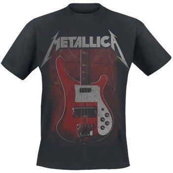 koszulka METALLICA - CLIFF BASS