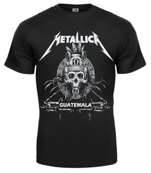 koszulka METALLICA - GUATEMALA