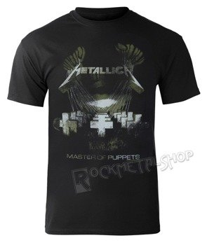 koszulka METALLICA - MASTER OF PUPPETS DISTRESSED