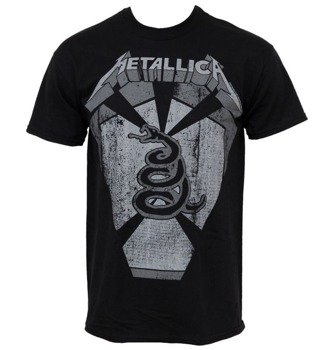 koszulka METALLICA - PIT BOSS TOUR 2012 EUROPE
