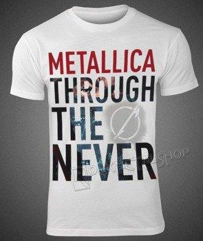 koszulka METALLICA - SEE THROUGH