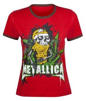 koszulka METALLICA -STAMPED
