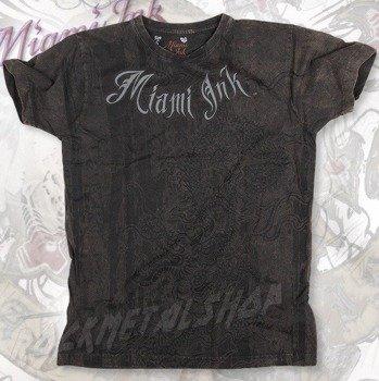 koszulka MIAMI INK - BIG DRAGON