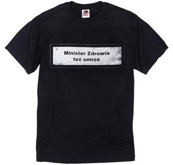 koszulka MINISTER ZDROWIA ...