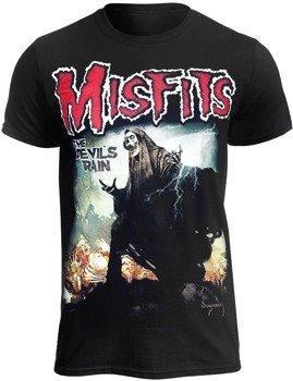koszulka MISFITS - THE DEVIL'S RAIN