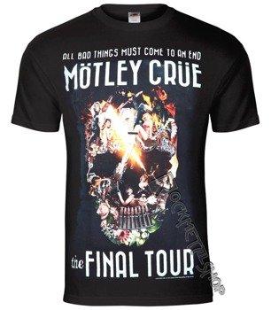 koszulka MOTLEY CRUE - ADMAT FINAL TOUR