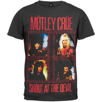 koszulka MOTLEY CRUE - SHOUT WIRE