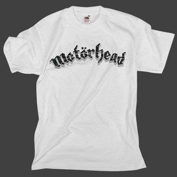 koszulka MOTORHEAD - 49% MOTHERFUCKER, 51% SON OF A BITCH biała