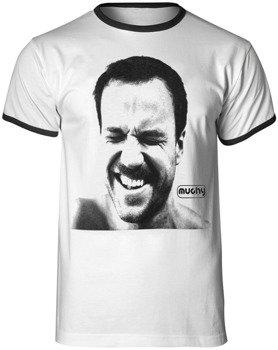 koszulka MUCHY - NOTORYCZNI DEBIUTANCI biała