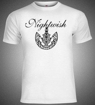 koszulka NIGHTWISH - THOR'S HAMMER biała