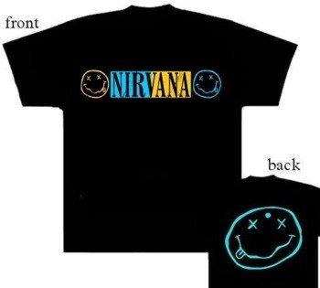 koszulka NIRVANA - LOGO