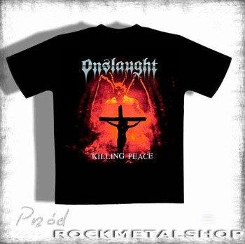 koszulka ONSLAUGHT - KILLING PEACE