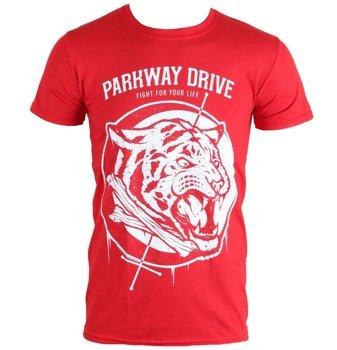koszulka PARKWAY DRIVE - TIGER BONES