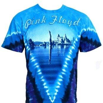 koszulka PINK FLOYD - DIVER, barwiona