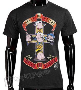 koszulka POPEYE - APPETITE FOR SPINACH
