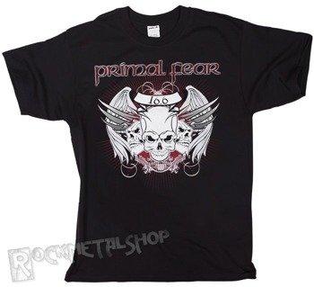 koszulka PRIMAL FEAR - WINGED SKULL