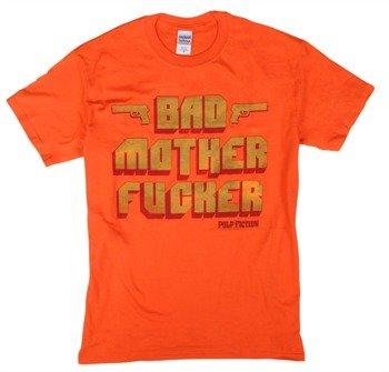 koszulka PULP FICTION - BAD MOTHER FUCKER
