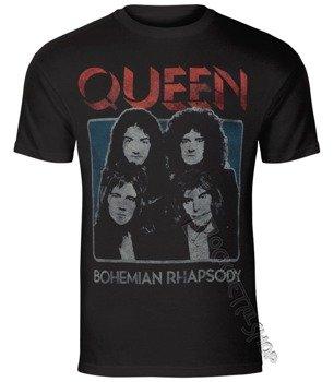 koszulka QUEEN - BOHEMIAN RHAPSODY