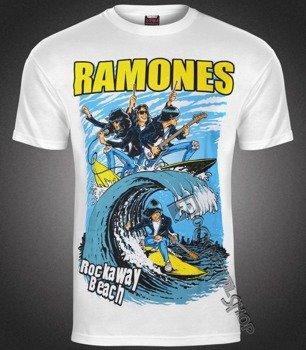 koszulka RAMONES - ROCKAWAY BEACH