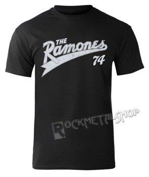koszulka RAMONES - TEAM RAMONES 74
