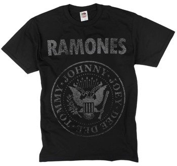 koszulka RAMONES - TOMMY, JOHNNY, JOEY, DEEDEE