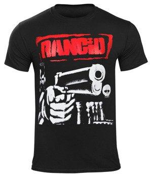 koszulka  RANCID - GUN