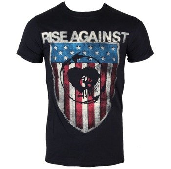 koszulka RISE AGAINST - SHIELD
