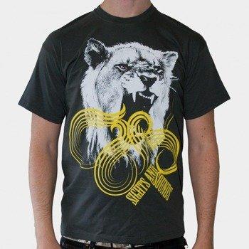 koszulka SIGHTS & SOUNDS - LION (GREY)