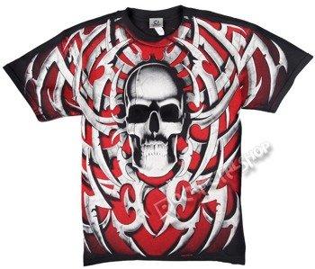 koszulka SKULLS - TRIBAL SKULL