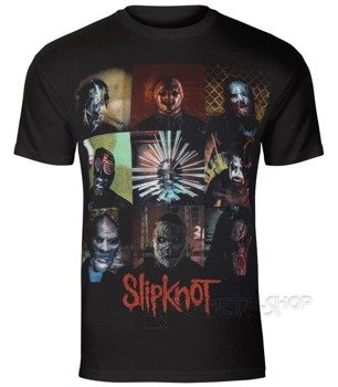 koszulka SLIPKNOT - BLOCKS
