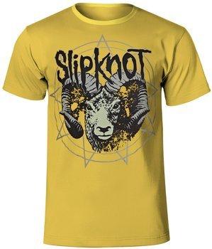 koszulka SLIPKNOT - IF YOU ARE 555 THEN I'M 666 barwiona