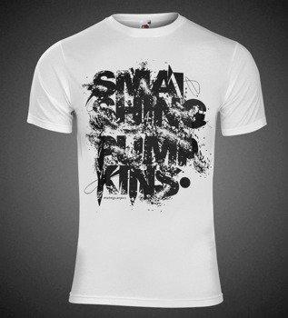 koszulka SMASHING PUMPKINS - LOGO biała