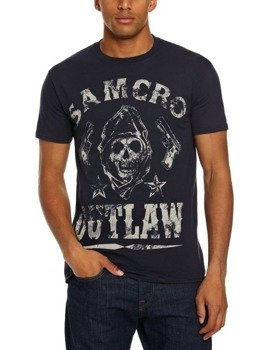 koszulka SONS OF ANARCHY - OUTLAW