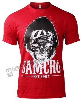 koszulka SONS OF ANARCHY - SAMCRO DARK REAPER