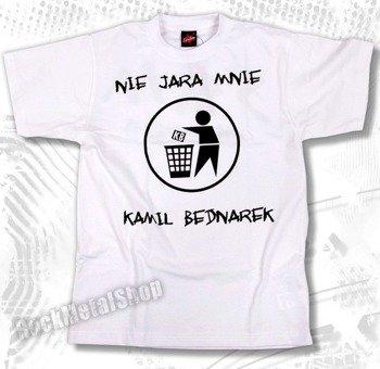 koszulka STAR GUARD MUFFIN - NIE JARA MNIE biała