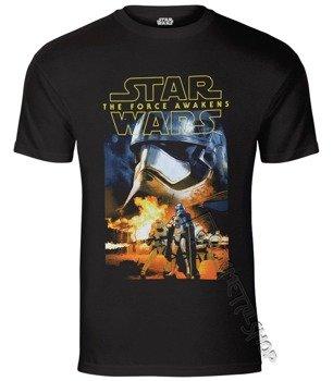koszulka STAR WARS - EPISODE VII PHASMA TROOPERS
