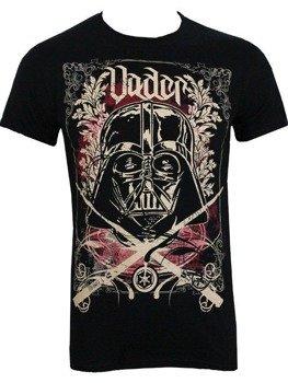 koszulka STAR WARS - METAL VADER