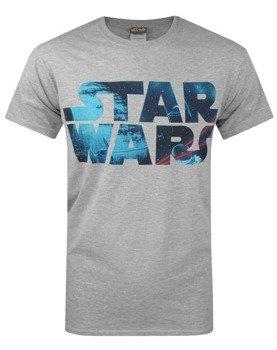 koszulka STAR WARS - SPACE LOGO