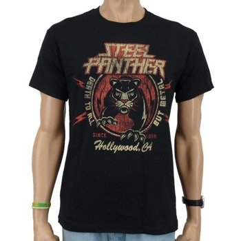 koszulka STEEL PANTHER - DEATH TO ALL BUT METAL