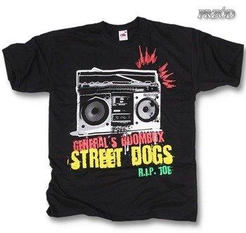 koszulka STREET DOGS - BOOMBOX