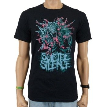 koszulka SUICIDE SILENCE - ABOMINATION