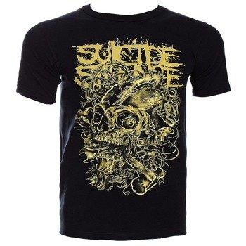 koszulka SUICIDE SILENCE - GEAR HEAD