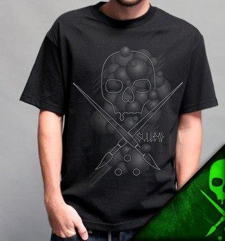 koszulka SULLEN - DIGITAL czarna